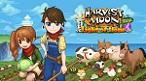 Harvest Moon - Game nông trại miễn phí cho PC