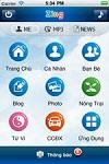 Zing for iPhone - Ứng sụng chát zing hấp dẫn cho iphone/ipad