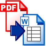 Word Converter PDF 7.85 Build 10628 - Chuyển đổi file word sang PDF cho PC