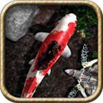 iFish Pond for iOS 3.2 - Hình nền động sống động cho iPhone/iPad