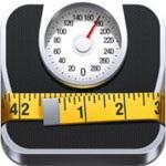 Fitter Fitness Calculator & Weight Tracker for iOS 1.3.5 - Ứng dụng kiểm soát trọng lượng cơ thể